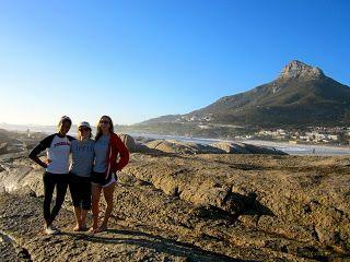 Ubuntu Girls Take the Cape!   You'll Find Me in South Africa