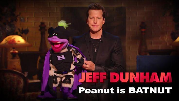 """Peanut is BATNUT"" | Jeff Dunham: Minding the Monsters"