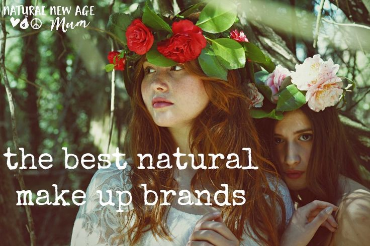 the best natural make up brands natural new age mum