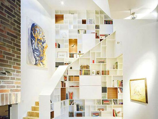 Another of the 50 Mind Blowing Examples Of Creative Stairs
