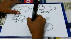 como dibujar a una vaca paso a paso - YouTube