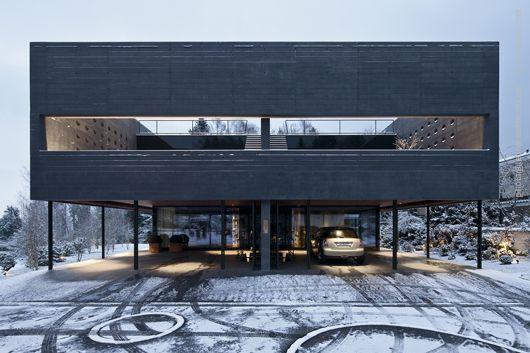 Kastanienbaum Twin Houses / Lussi   Halter