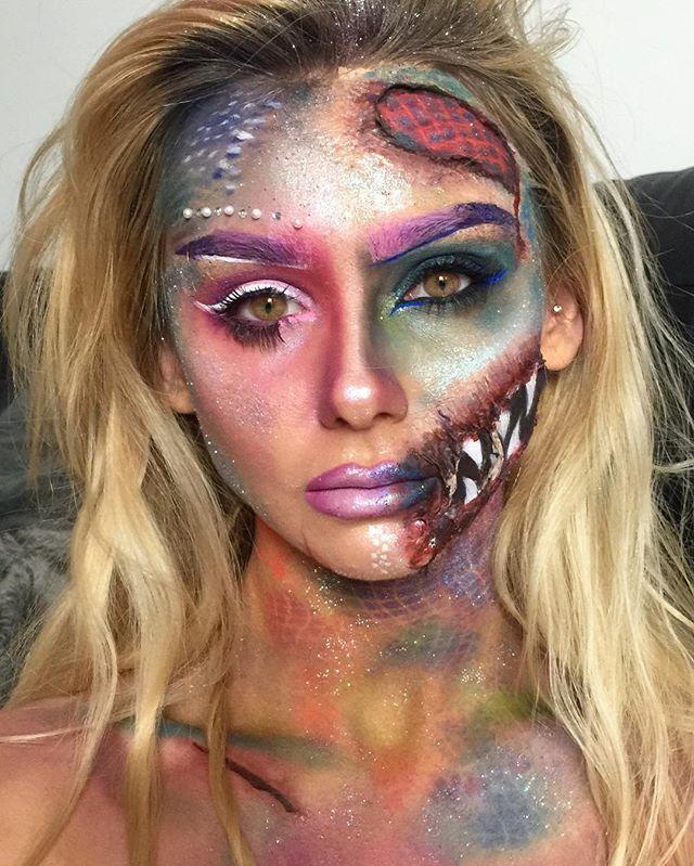 The 25+ best Scary mermaid ideas on Pinterest | Merfolk, Dark ...