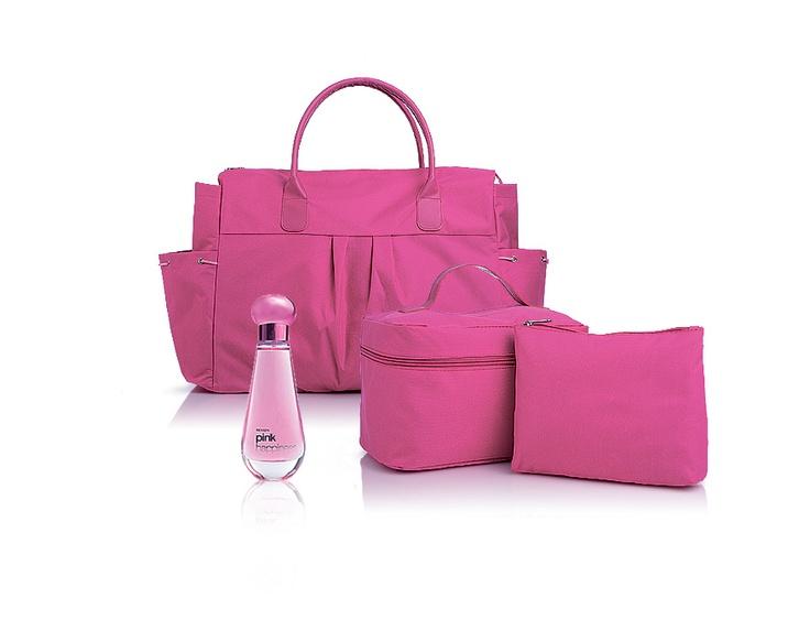 Revlon: 3-piece Bag Containing a 50ml Eau de Toilette Fragrance
