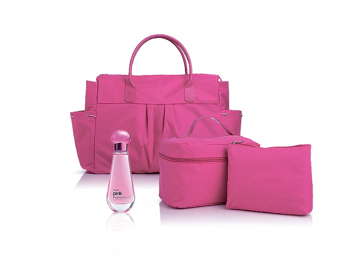 Revlon: 3-piece Bag Containing a 50ml Eau de Toilette Fragrance