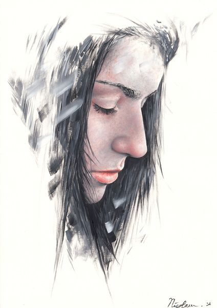 [ serenity ] Art Print