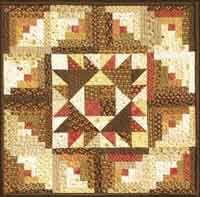 Hickory Sticks Quilt Pattern