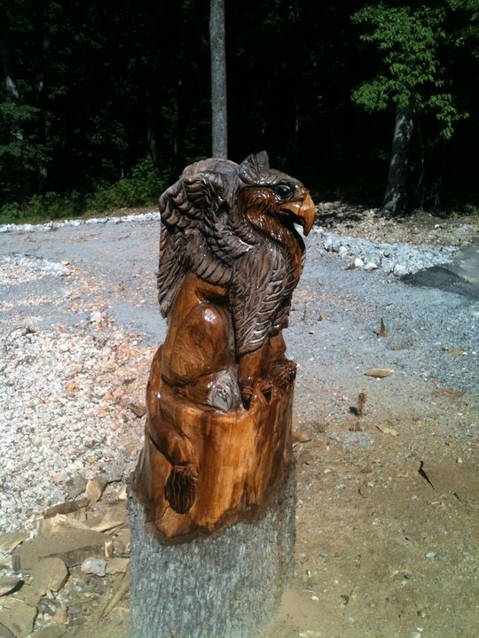 27 Best Images About Eagle Ridge Chainsaw Carvings Our