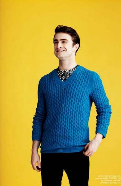 Videos: Daniel Radcliffe Attitude magazine shoot, interviews on ...