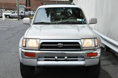 1998 Toyota 4Runner Limited Sport Utility 4-Door 1998 TOYOTA 4RUNNER LIMITED LOW MILES RARE FIND DI