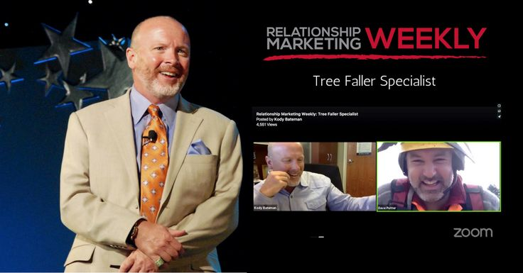 Tree Service owner triples his business in three years, and is at a 95% referral based business over the past year and a half, while spending almost nothing on traditional advertising. How did he do it? By incorporating a cost effective relationship marketing program! This week's Relationship Marketing Weekly, Kody Bateman interviews Totem Tree Service …