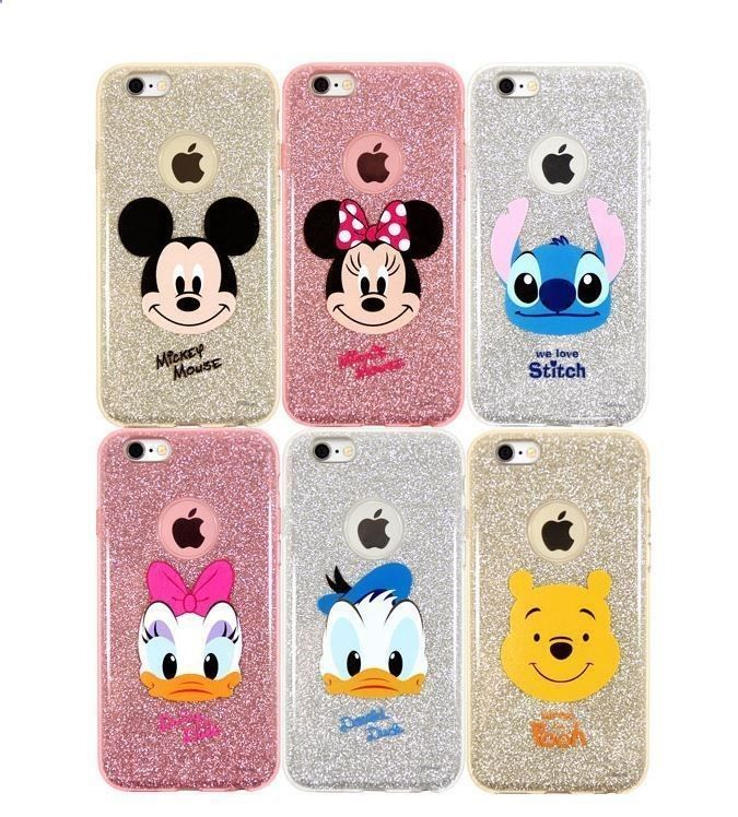Cell Phone Cases - DISNEY Cutie iPhone 6/6S/Plus Cell Phone Soft Jelly Clear Case Cover Protector in Cell Phones  Accessories, Cell Phone Accessories, Cases, Covers  Skins | eBay - Welcome to the Cell Phone Cases Store, where you'll find great prices on a wide range of different cases for your cell phone (IPhone - Samsung)