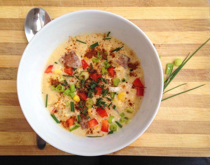 Chaudrée de Maïs (Vegan) – OHHH Yummy!