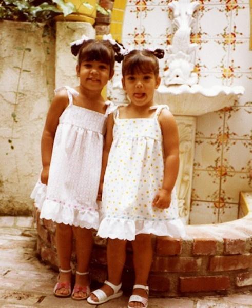 Kourtney Kardashian Wishes Happy Birthday to Sister Kim on Her 32nd Birthday