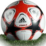 Adidas Finale 9 is official match ball of Champions League 2009/2010