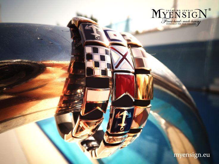 MyEnsign Bracelets www.myensign.eu
