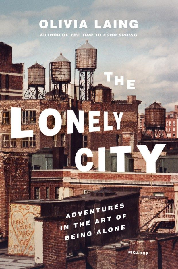 The Lonely City - Olivia Liang