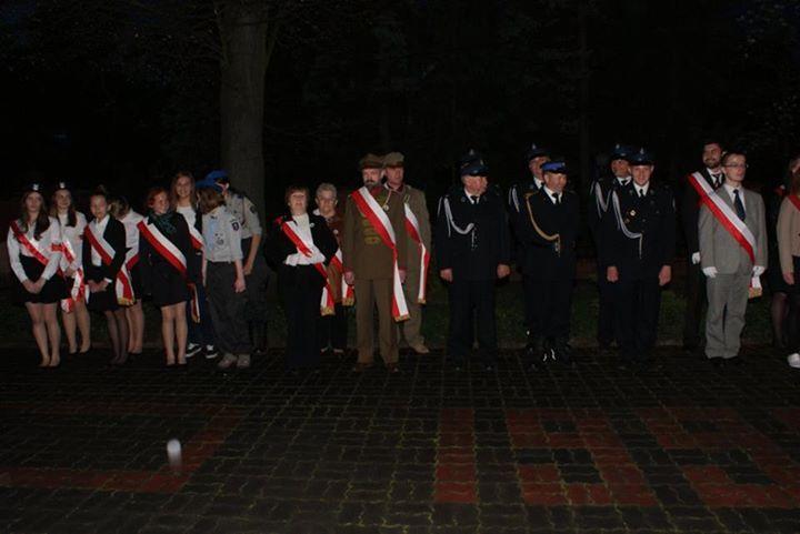 Nocne oblicze wydarzenia w Brwinowie pomaga nam odkryć zaproszonych do współpracy ludzi.