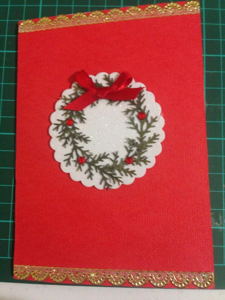 Christmas Card Andrea Bruce