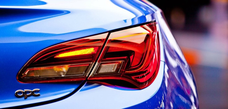 Nuevo Opel Astra OPC en Talleres Prizán
