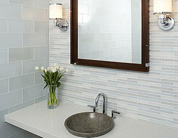 Les 20 meilleures id es de la cat gorie salle de bains - Decorer sa salle de bain soi meme ...