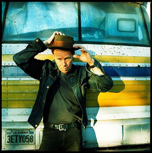 By Danny Clinch by Official Tom Waits, via Flickr