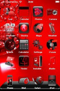 Download free Red Abstract Orquis IPhone Theme Mobile Theme Apple mobile theme. Downloads hundreds of free iPhone,iPhone 3G,iPhone 3G S,iPhone 4G,iPhone 4,iPhone 4S,iPhone 5,iPhone 5s,iPhone 5c themes to your mobile.