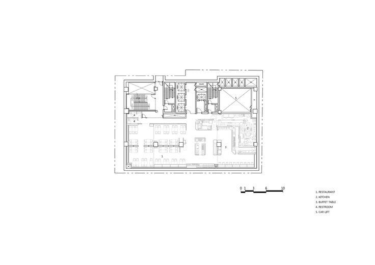 Gallery of Dormy Inn Premium Garosugil / PLANEARTH Architects - 26