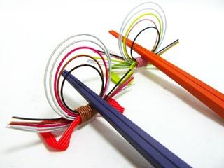 MIZUHIKI MARU The chopstick rest of congratulation