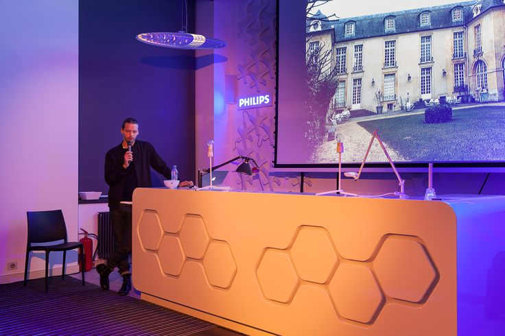 "Daniel Rybakken ""Daylight and Objects"" / prezentacja na otwarcie Showroomu Philips Lighting #DanielRybakken #design #interior #Philips #Showroom #Duchnicka #PhilipsLighting"