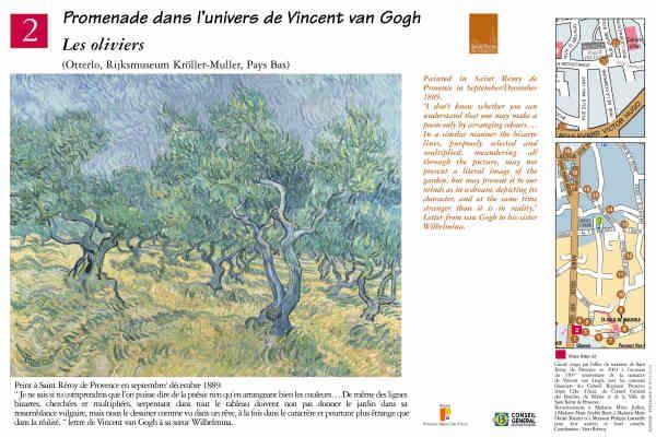"""""""Les oliviers"""" #peinture #provence #vangogh #saintremydeprovence"""