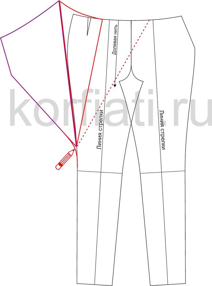Popolare Oltre 25 fantastiche idee su Modello pantalone harem su Pinterest  RK61