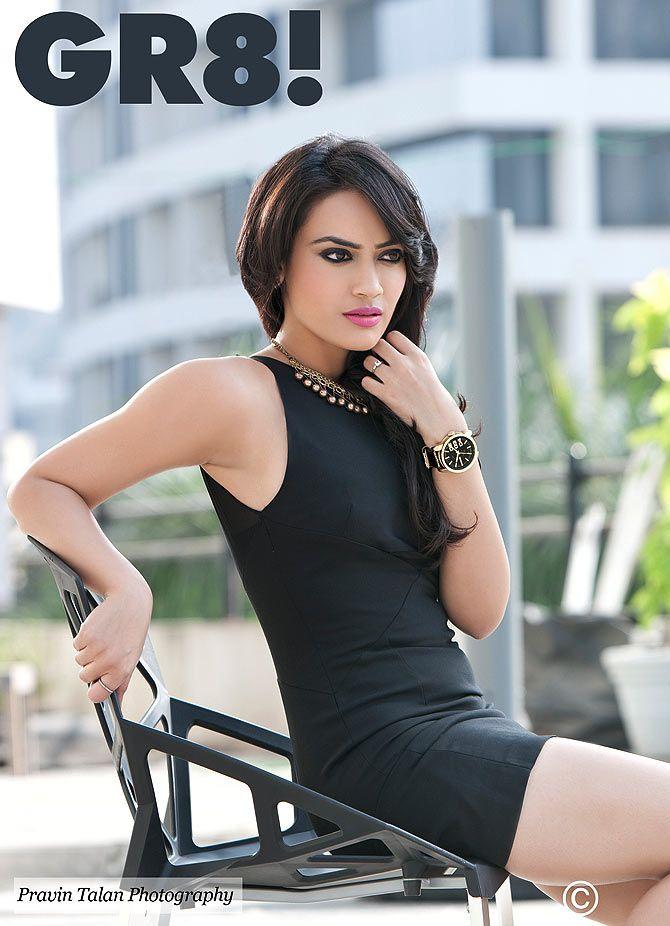 Surbhi Jyoti #Style #Bollywood #Fashion #Beauty