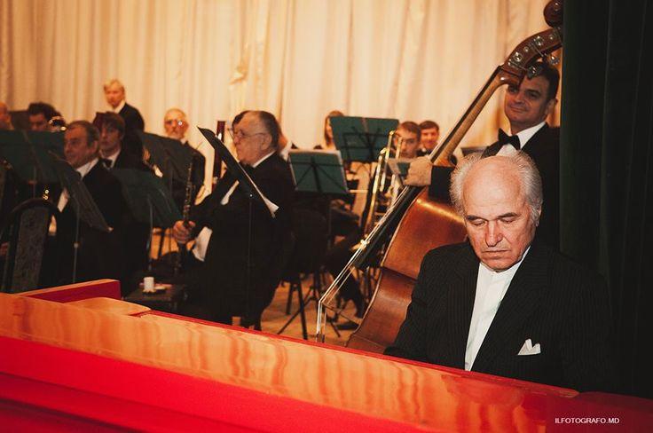 Концерт в г. Унгены. 2014