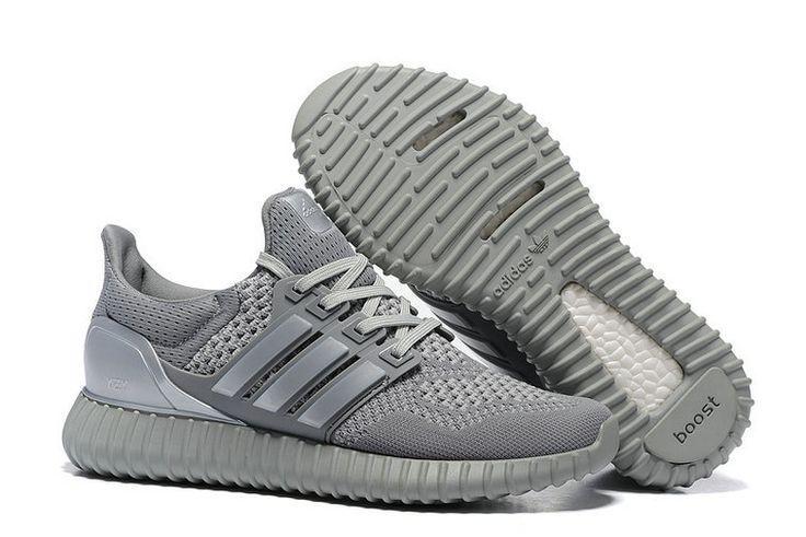 Adidas Yeezy Ultra Boost 2016-2017 Beckham X Metallic Silver Metallic Silver UK Trainers 2017/Running Shoes 2017