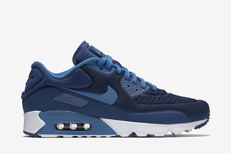 Nike Air Max 90 Ultra SE Men's Shoe: Coastal Blue/Ocean Fog/White/Star Blue http://www.95gallery.com/