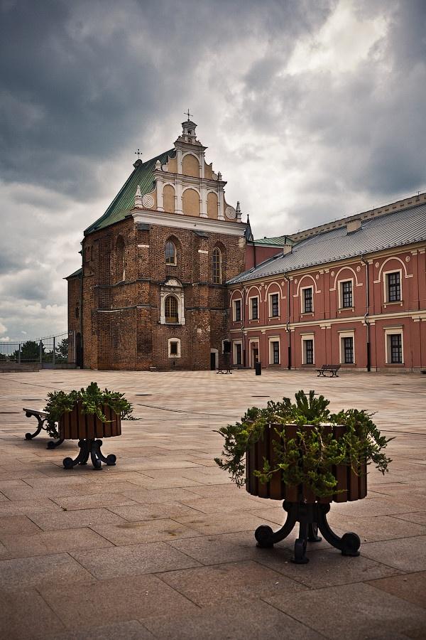 castle Lublin, Poland