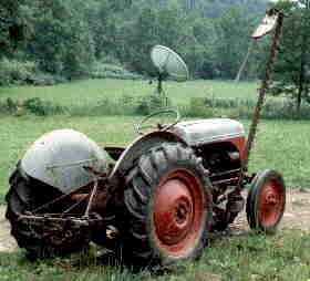 sickle bar for compact tractor -- Tractor Implements -- Page 1