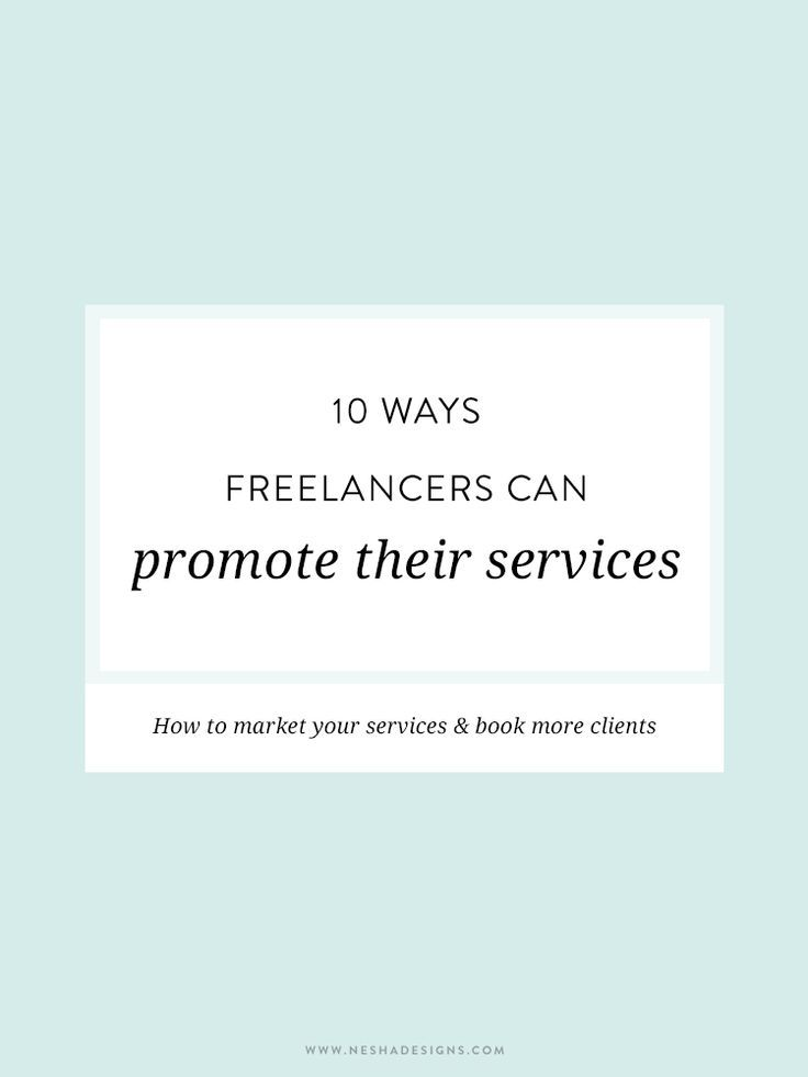 online freelance services