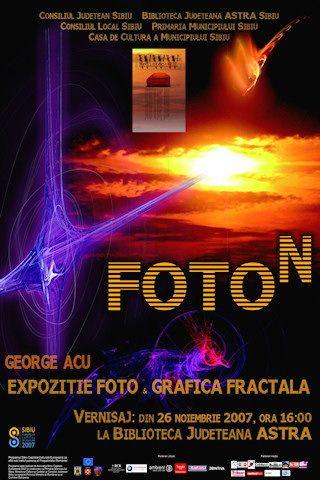 Afiș expoziție Foto^N