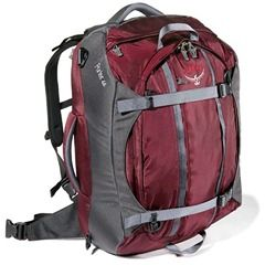 Good review of Osprey Porter 46 Travel Backpack