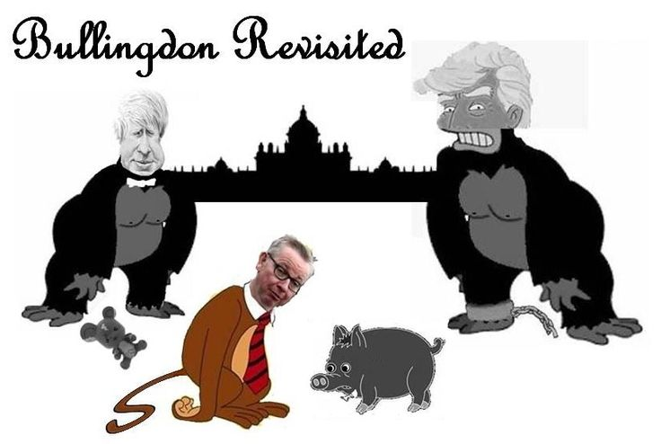 BREXIT: Who Let the Monkey In?