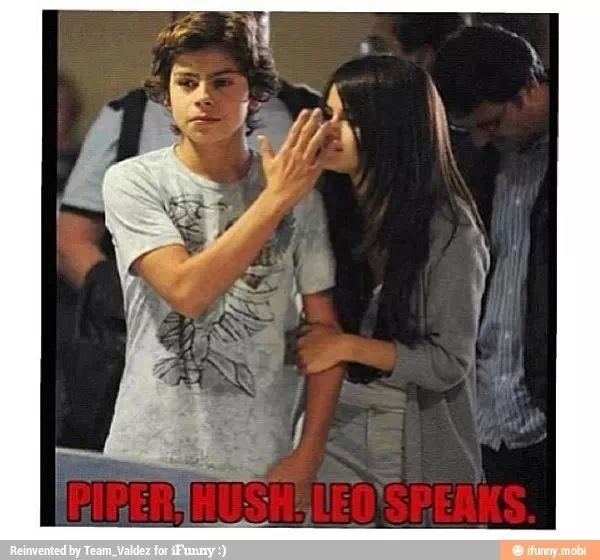 """""""Oh Leo""""   OH MY GOSH THAT'S PERFECT! THAT GUY FROM WIZARDS OF WAVERLY PLACE COULD SO PLAY LEO! Also I saw this one where it showed Victoria Justice playing piper and Danielle Monet to play Drew! Even if she (Monet) isn't exactly look like how riordan described her, her acting style fits the charcter. Same as Victorias!"""