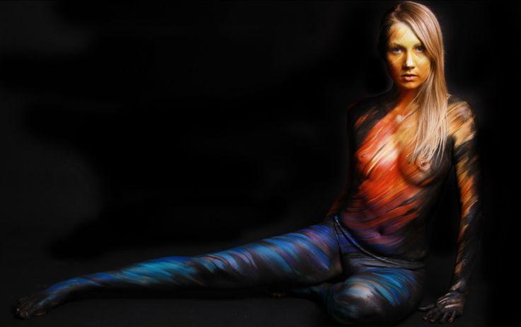 Gesine Marwedel Beautiful Body Painting