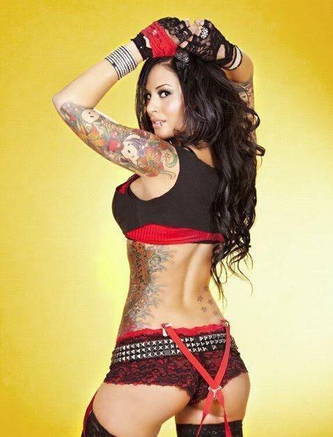 ink: Tattoo Women, Ink Women, Tattoo Piercing, Tattoo Femme, Krista Bunnies, Sporty Tattoo, Tattoo Girls, Sexy Tattoo Models, Sexy Ink