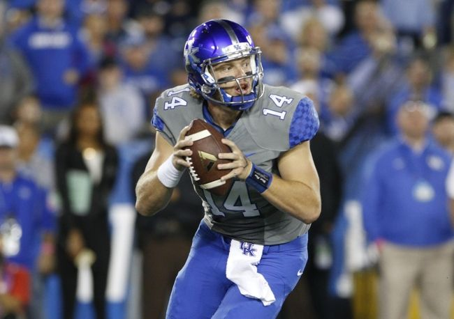 Kentucky vs. Eastern Kentucky - 10/3/15 College Football Pick, Odds, and Prediction