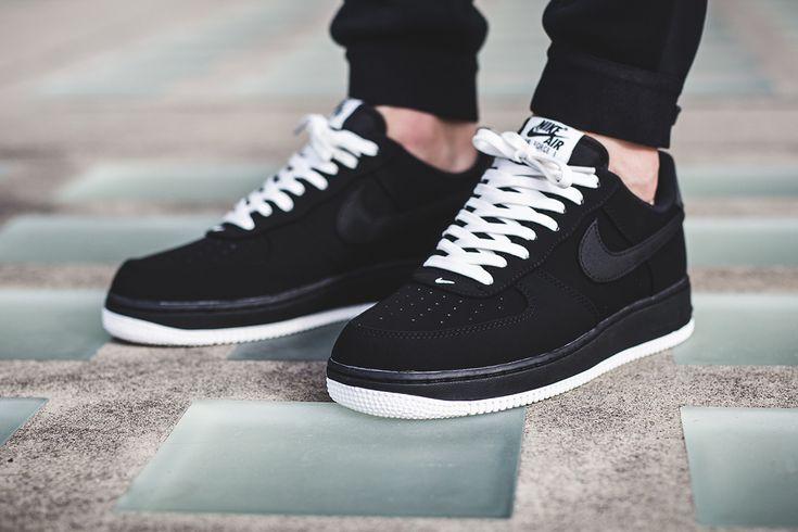 Nike Air Force 1 Low Drops in Black/White - EU Kicks Sneaker Magazine