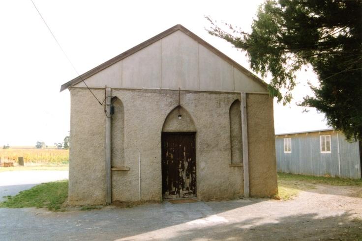 Bethany chapel, McLaren Vale
