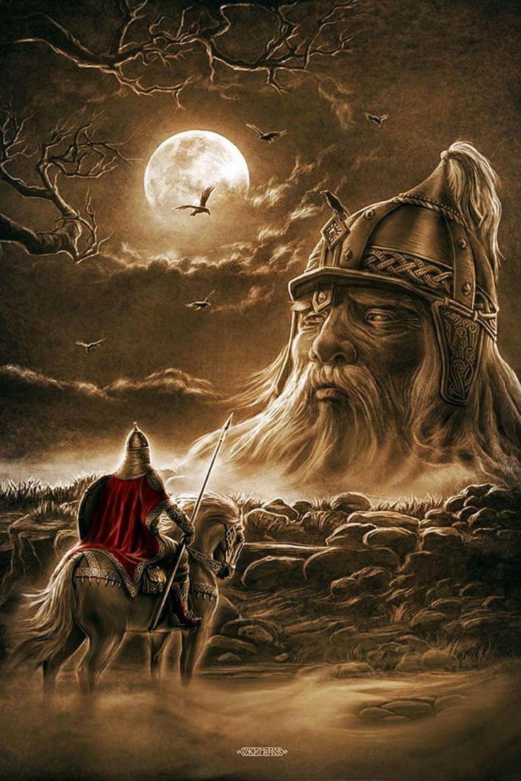 Славянская тематика картинки