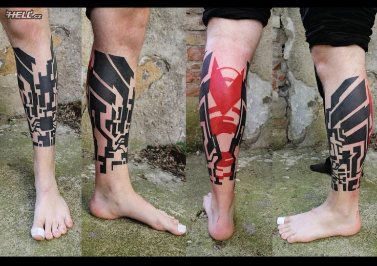 Mirror's Edge inspired tattoo